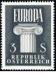 Rakousko - čistá - č. 1081