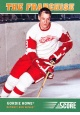 Hokejové karty SCORE 2012-13 - The Franchise - Gordie Howe - OS2
