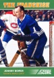 Hokejové karty SCORE 2012-13 - The Franchise - Johnny Bower - OS3