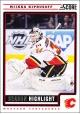 Hokejové karty SCORE 2012-13 - Miikka Kiprusoff - 22