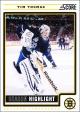 Hokejové karty SCORE 2012-13 - Tim Thomas - 17