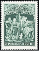 Rakousko - čistá - č. 1254