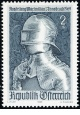 Rakousko - čistá - č. 1302