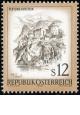 Rakousko - čistá - č. 1654