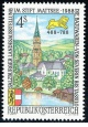 Rakousko - čistá - č. 1923