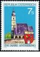 Rakousko - čistá - č. 1986