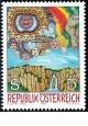 Rakousko - čistá - č. 2001