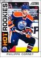 Hokejové karty SCORE 2012-13 - Rokkie - Philippe Cornet - 501