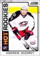 Hokejové karty SCORE 2012-13 - Rokkie - Andrew Joudrey - 502