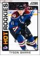 Hokejové karty SCORE 2012-13 - Rokkie - Tyson Barrie - 505