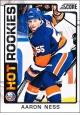 Hokejové karty SCORE 2012-13 - Rokkie - Aaron Ness - 507