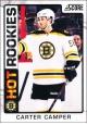 Hokejové karty SCORE 2012-13 - Rokkie - Carter Camper - 513