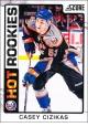 Hokejové karty SCORE 2012-13 - Rokkie - Casey Cizikas - 514
