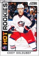 Hokejové karty SCORE 2012-13 - Rokkie - Cody Goloubef - 527