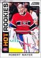 Hokejové karty SCORE 2012-13 - Rokkie - Robert Mayer - 533