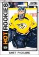Hokejové karty SCORE 2012-13 - Rokkie - Chet Pickard - 537