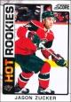Hokejové karty SCORE 2012-13 - Rokkie - Jason Zucker - 545