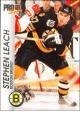 Hokejové karty Pro Set 1992-93 - Stephen Leach - 6