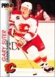 Hokejové karty Pro Set 1992-93 - Gary Suter - 27