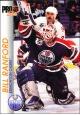 Hokejové karty Pro Set 1992-93 - Bill Ranford - 51