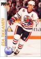 Hokejové karty Pro Set 1992-93 - Esa Tikkanen - 53