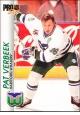 Hokejové karty Pro Set 1992-93 - Pat Verbeek - 58