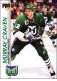 Hokejové karty Pro Set 1992-93 - Murray Craven - 60