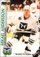 Hokejové karty Pro Set 1992-93 - Mikael Andersson - 65