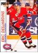 Hokejové karty Pro Set 1992-93 - Eric Desjardins - 86