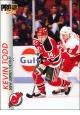 Hokejové karty Pro Set 1992-93 - Kevin Todd - 94