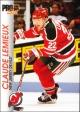 Hokejové karty Pro Set 1992-93 - Claude Lemieux - 98
