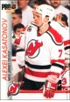 Hokejové karty Pro Set 1992-93 - Alexei Kasatonov - 101
