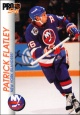 Hokejové karty Pro Set 1992-93 - Patrick Flatley - 102