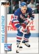 Hokejové karty Pro Set 1992-93 - Mike Gartner - 113