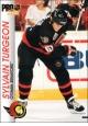 Hokejové karty Pro Set 1992-93 - Sylvain Turgeon - 123