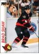 Hokejové karty Pro Set 1992-93 - Brad Shaw - 124