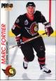 Hokejové karty Pro Set 1992-93 - Marc Fortier - 128