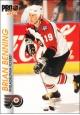 Hokejové karty Pro Set 1992-93 - Brian Benning - 135