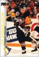 Hokejové karty Pro Set 1992-93 - Ulf Samuelsson - 143