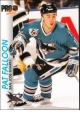 Hokejové karty Pro Set 1992-93 - Pat Falloon - 166