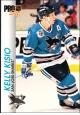 Hokejové karty Pro Set 1992-93 - Kelly Kisio - 167