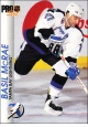 Hokejové karty Pro Set 1992-93 - Basil McRae - 176