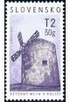 Technické pamiatky: Historické mlyny – veterný mlyn v Holíči - Slovensko č. 537