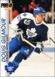 Hokejové karty Pro Set 1992-93 - Doug Gilmour - 184