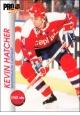 Hokejové karty Pro Set 1992-93 - Kevin Hatcher - 204