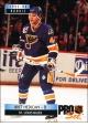 Hokejové karty Pro Set 1992-93 - Bret Hedican - 240