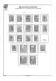 Alliierte Besetzung (Společná zóna AAS) 1945-1949, A4, papír 160 g (7 listů)  - bez obalů