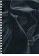 Zásobník FILUX, A4, 6 listů, barva listů černá