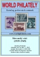 Katalog poštovních známek - Slovenský stát (1939-1945) - World Philately 2016 na CD-ROM médiu