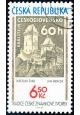Tradice české známkové tvorby - razítkovaná - č. 421